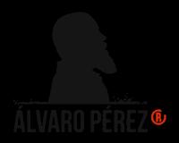 Álvaro Pérez. Diseño de marca, logotipos. Logo